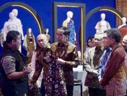 Presiden Jokowi Beli Bomber Gambo Muba di Export Brilianpreneur