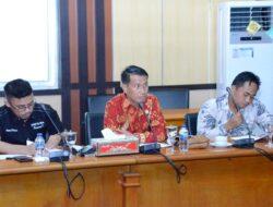 DPRD Muba Evaluasi Peraturan Bupati Tentang Pilkades