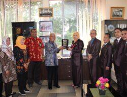 Penghargaan Dukcapil Hebat Menjadi Daya Tarik Kab. Purworejo untuk Belajar Ke Muba