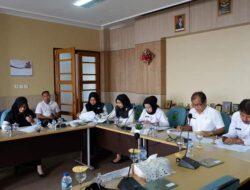 RDP Komisi IV DPRD Muba Bersama Mitra Kerja