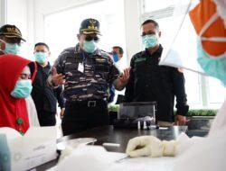 Bupati DRA Siapkan 10 Ribu Masker Gratis, Langkah Konkrit Cegah Penularan Covid-19