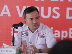 Ketua PMI Muba Serukan Warga Satu RT Wajib Solidaritas Bantu ODP