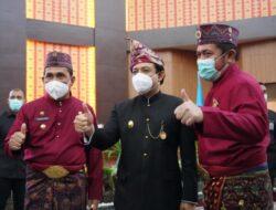 Muluskan Akses Wisata Petanang, HD Bantu Dana Rp 15 Milyar