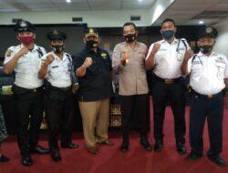 FGD Sosialisasi Perpol No 04/2020 Di Ruang Rapat DPRD Kota Palembang