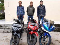 Angkut Sepeda Motor Lima Orang Sopir Beserta Dua Kernet Diamankan Polisi