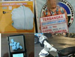 Edarkan Narkoba, Ibu Rumah Tangga Ditangkap Polres Muba
