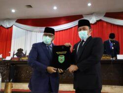 Ranperda Usulan Pemprov dan Inisiatif DPRD Sumsel Mulai di Paripurnakan