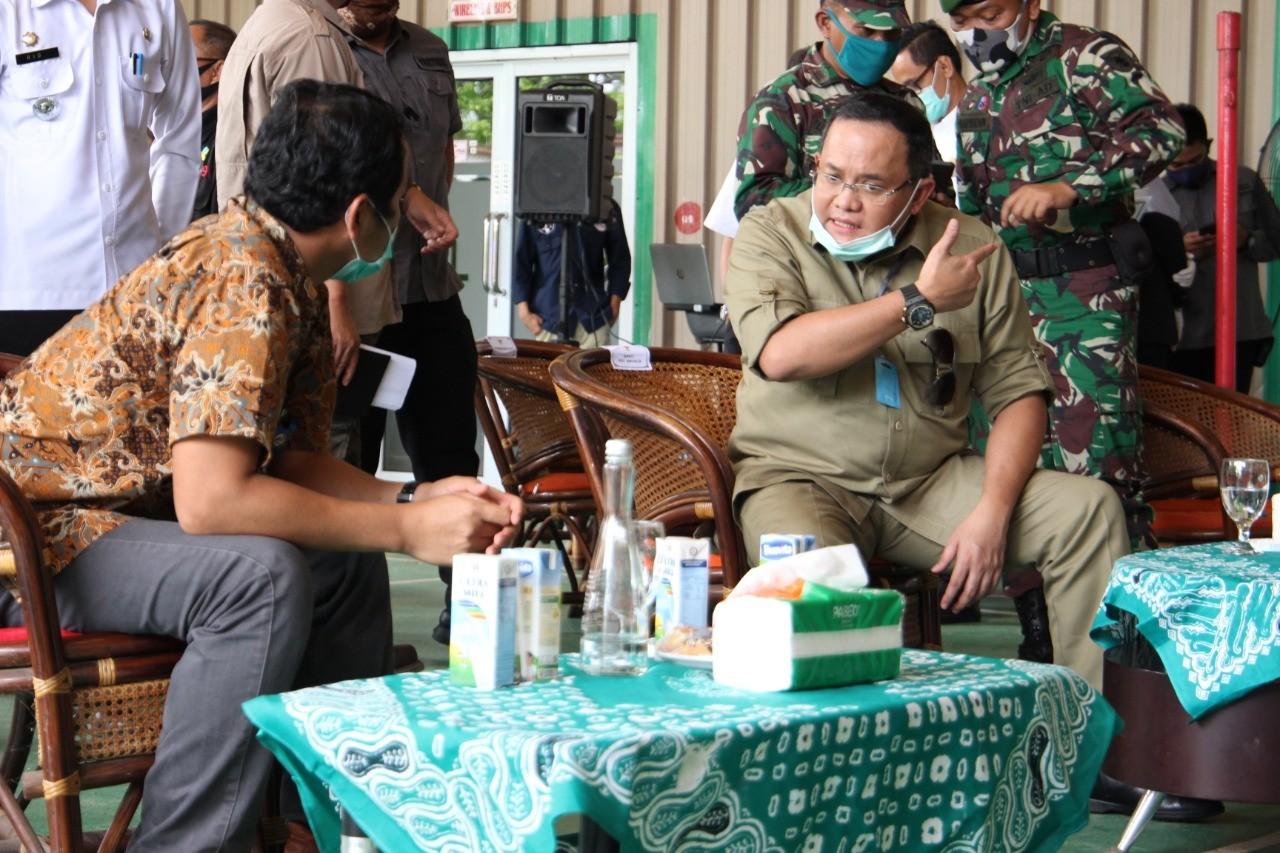 Bupati Dodi Reza Wajibkan Pertamina Rekrut Tenaga Kerja Lokal di Muba