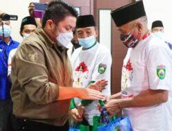 Herman Deru Bersilaturahmi dengan Tokoh Masyarakat dan Tokoh Agama di Kab. PALI