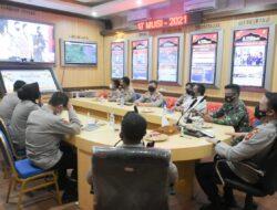 Polres Muba Launching Layanan Call Center 110 Polri