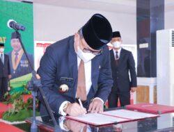 Bupati Muba Lantik 3 JPT dan 14 Pejabat Administrator