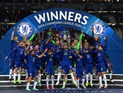 Kalahkan Man City 1-0 Chelsea Juara Liga Champions