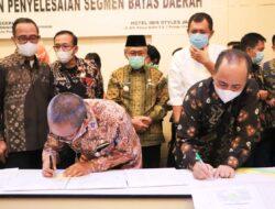 Batas Wilayah Musi Banyuasin dan Banyuasin Disepakati