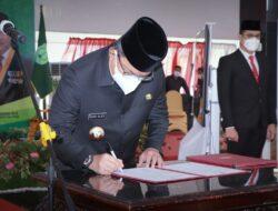 Bupati Muba Lantik 42 Pejabat Fungsional dan Administrator