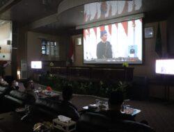 Saksikan Pidato Kemerdekaan Presiden RI, Solidaritas dan Gotong Royong Jadi Prioritas