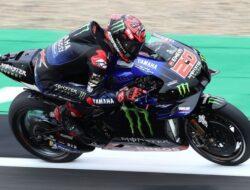 Hasil MotoGP Inggris 2021: Fabio Quartararo Juara