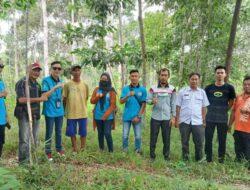 PD IWO dan LMP Muba Fasilitasi Warga Hibahkan Tanah Untuk SMKN