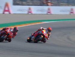 Bagnaia Juara MotoGP Aragon 2021