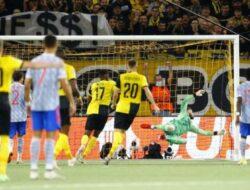 Liga Champions, Manchester United Kalah 1-2 dari Young Boys