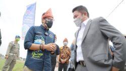 Sandiaga Uno Apresiasi Peran Gubernur Sumsel Terhadap Perkembangan Desa Wisata di Sumsel