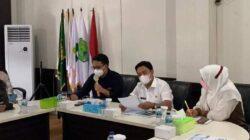 Anggota DPRD Tanjung Jabung dan Dinkes OKU Timur Belajar Penerapan PPK BLUD ke Muba