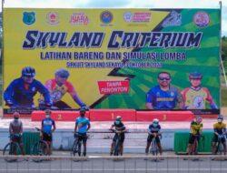 Sirkuit Internasional Skyland Sekayu Gelar Lomba Balap Sepeda