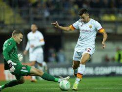 Bermain di Kandang Zorya Luhansk, AS Roma Menang Telak 3-0